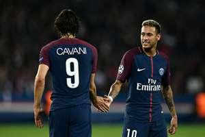Neymar Cavani