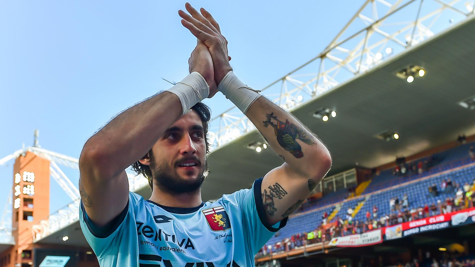Mattia Perin Genoa Serie A 05202018