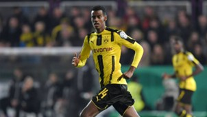 GERMANY ONLY Alexander Isak