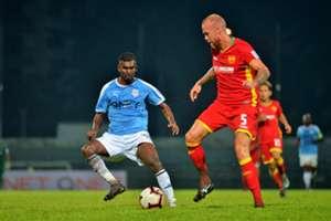 S. Veenod, Petaling Jaya City, Malaysia Super League, 09022019