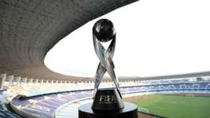 FIFA U17 World Cup 2017 trophy