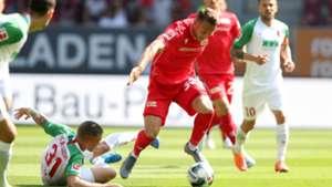 Aufsteiger Union Berlin erkämpft sich Remis beim FC Augsburg