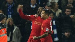 Coutinho Wijnaldum Liverpool Chelsea 01312017