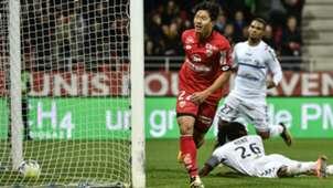 Chang Hoon Kwon Dijon Strasbourg Ligue 1 30092017