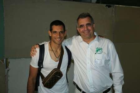 José Sand refuerzo de Deportivo Cali