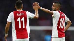 Hakim Ziyech, Ajax 07252018