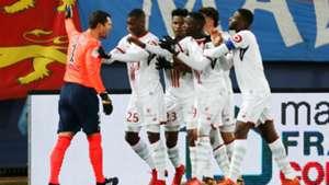 Rémy Verctoutre Caen Lille Ligue 1 13012018