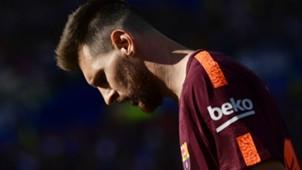 Messi v Getafe