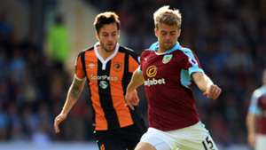 Patrick Bamford Burnley 2016