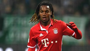 Renato Sanches Bayern München 28012017
