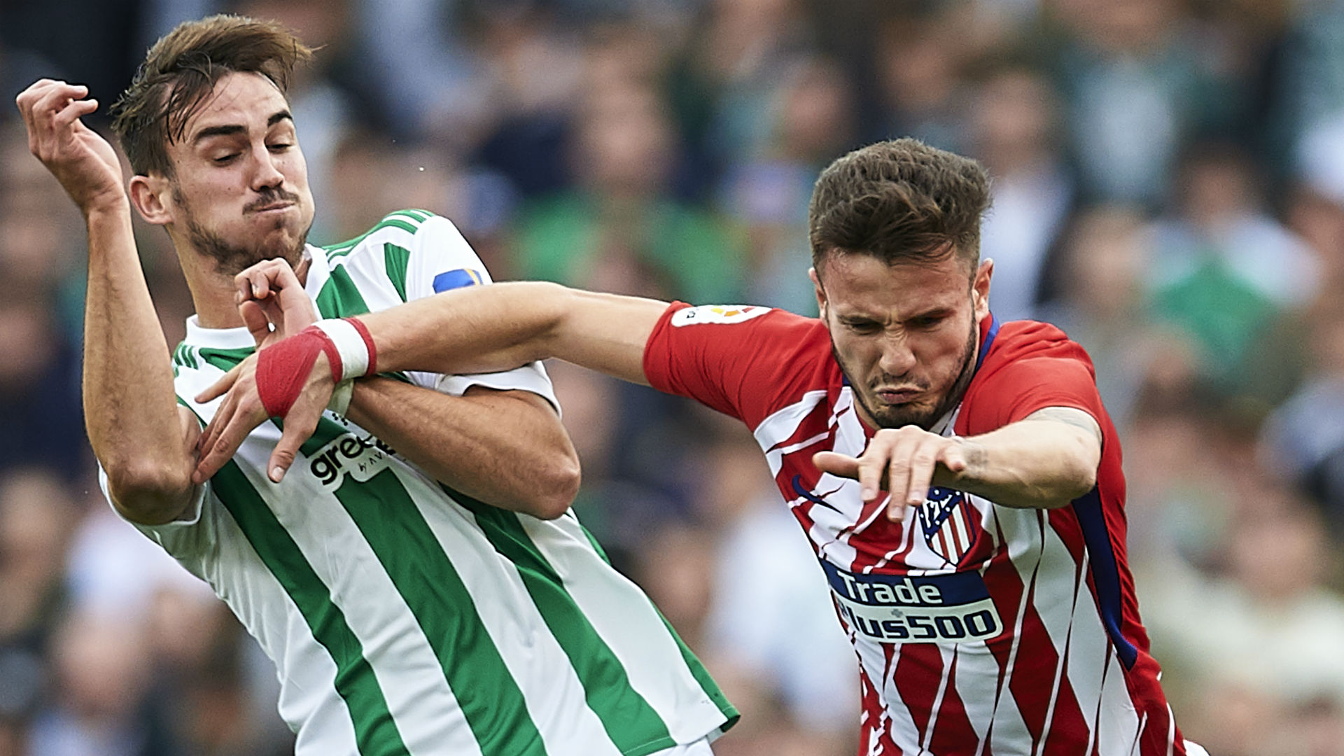 Saul Atletico Madrid Real Betis