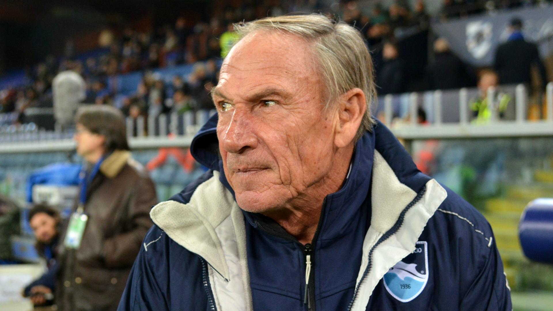 Panchina Pescara, Zeman rischia nonostante il successo: la situazione