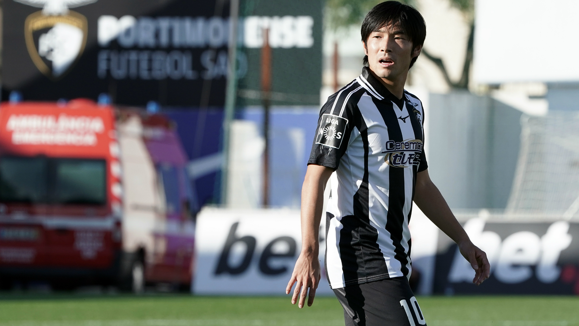 Shoya Nakajima Portimonense 12022018