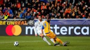 Cristiano Ronaldo Praxitelis Vouros APOEL Real Madrid UCL 21112017