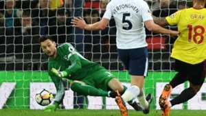 Hugo Lloris Tottenham Watford Premier League