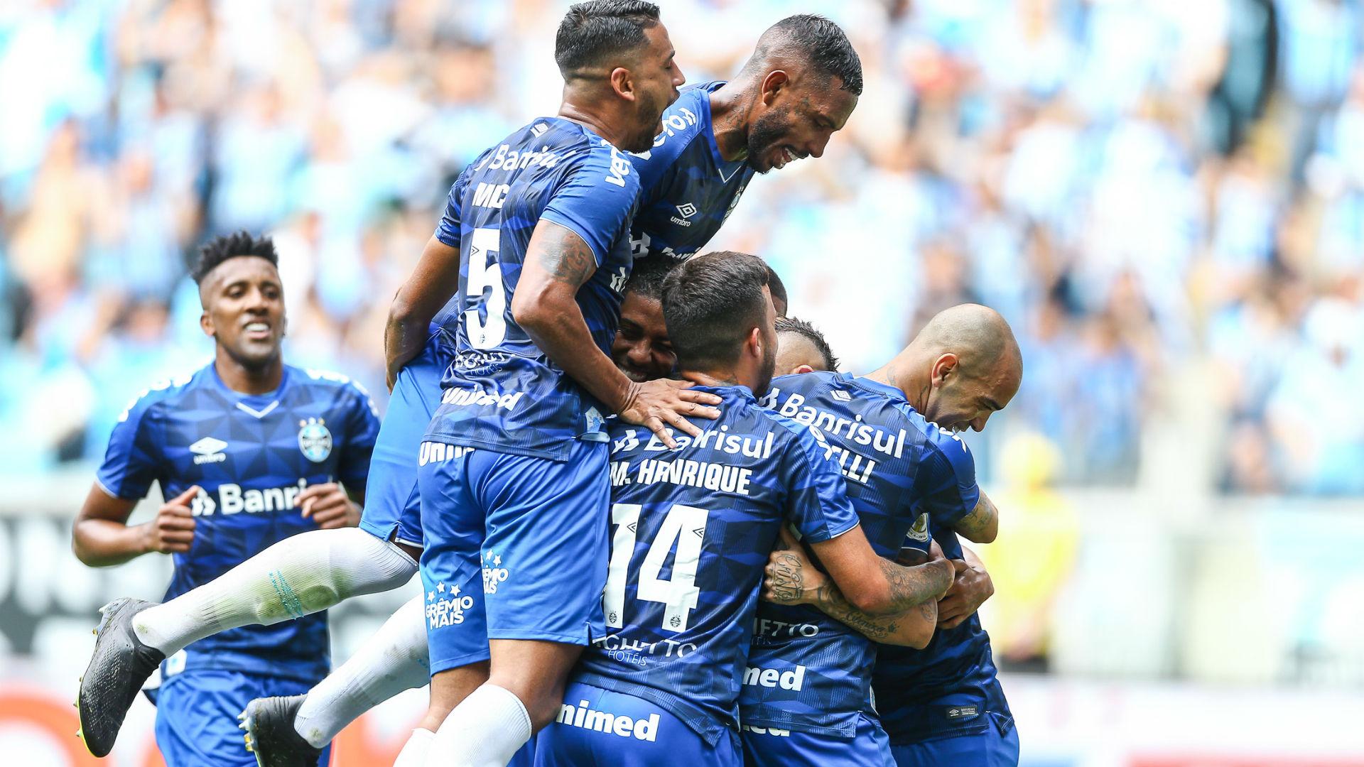 Grêmio Goiás Brasileirão 15 09 2019