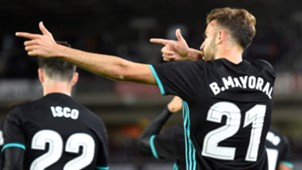 Borja Mayoral Real Sociedad Real Madrid LaLiga 17092017