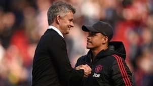 Ole Gunnar Solskjaer Alexis Sanchez Manchester United 05122019
