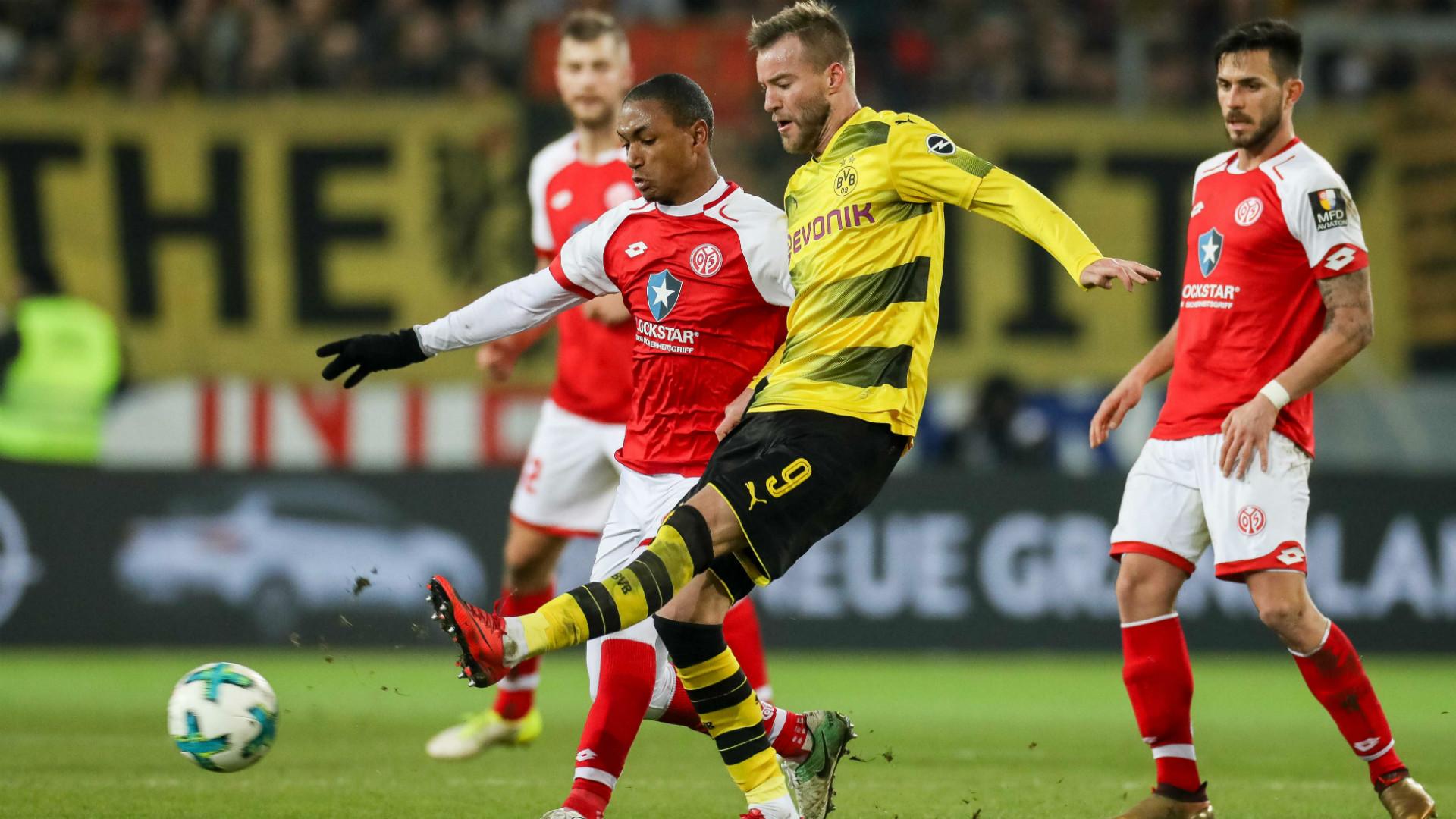 Mainz 05 Gegen Bvb