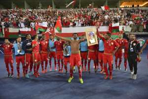 Oman qualify for Gulf Cup Final