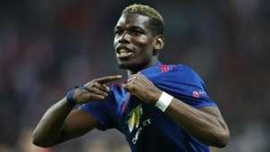 Paul Pogba Manchester United Europa League final