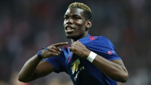 Paul Pogba Manchester United Europa League final
