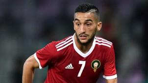 Hakim Ziyech Morocco
