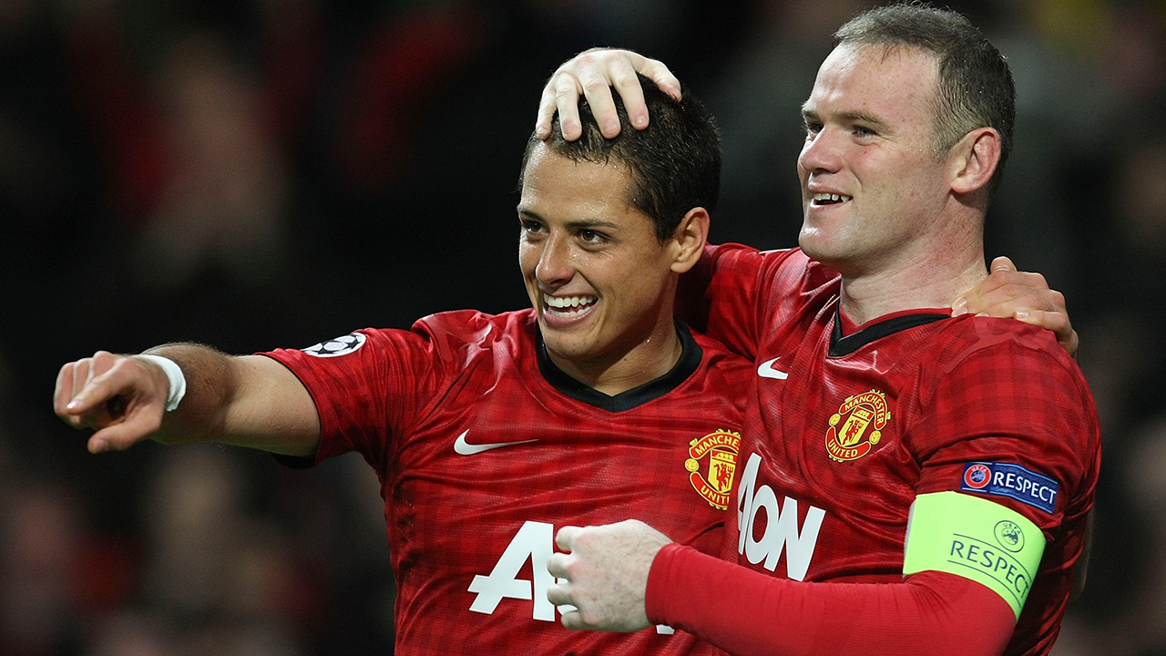 Chicharito Rooney