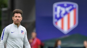 Diego Simeone Atletico Madrid 17 08 2018