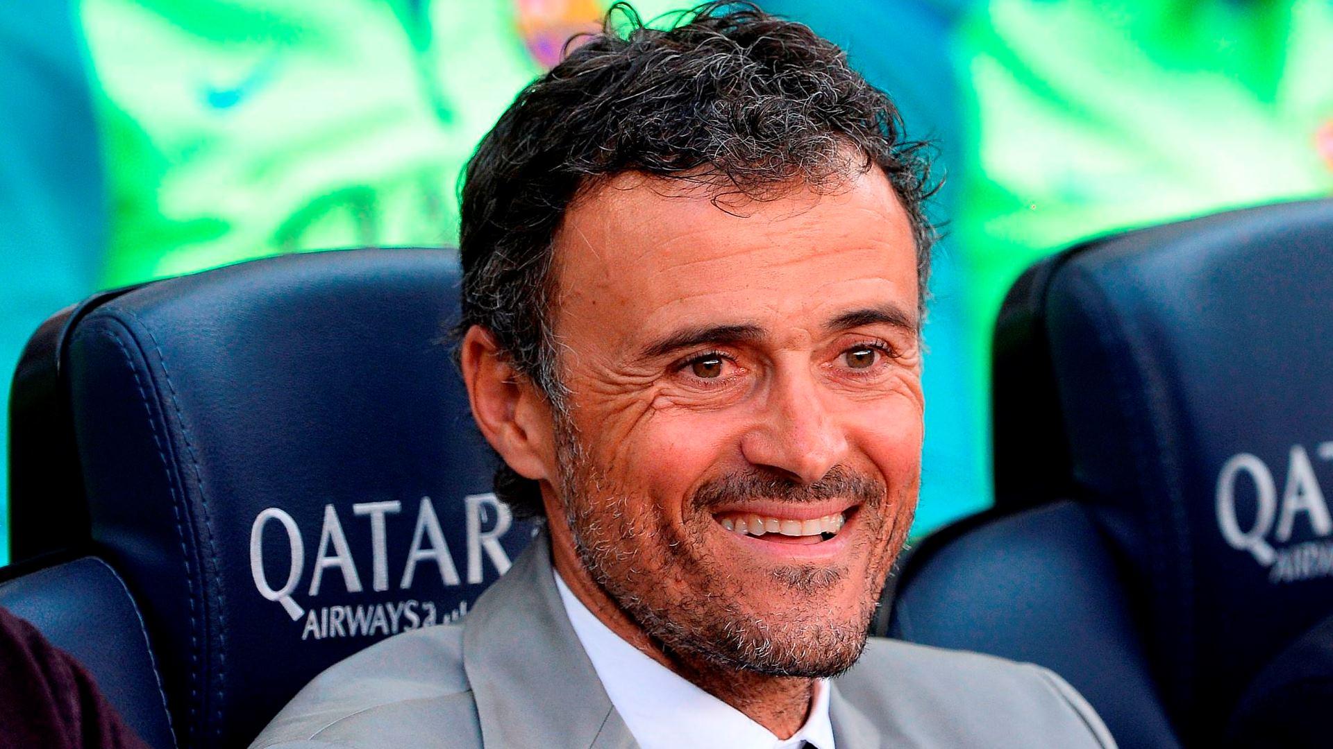 Luis Enrique Barcelona Eibar LaLiga 21052017