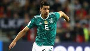 Sami Khedira Germany Spain