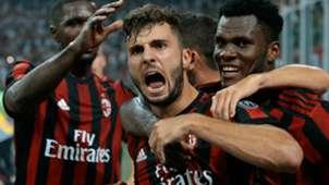 Cutrone Milan Craiova Europa League