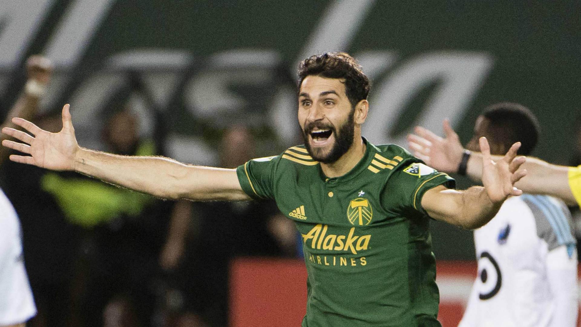 Diego Valeri MLS Portland Timbers 03032017