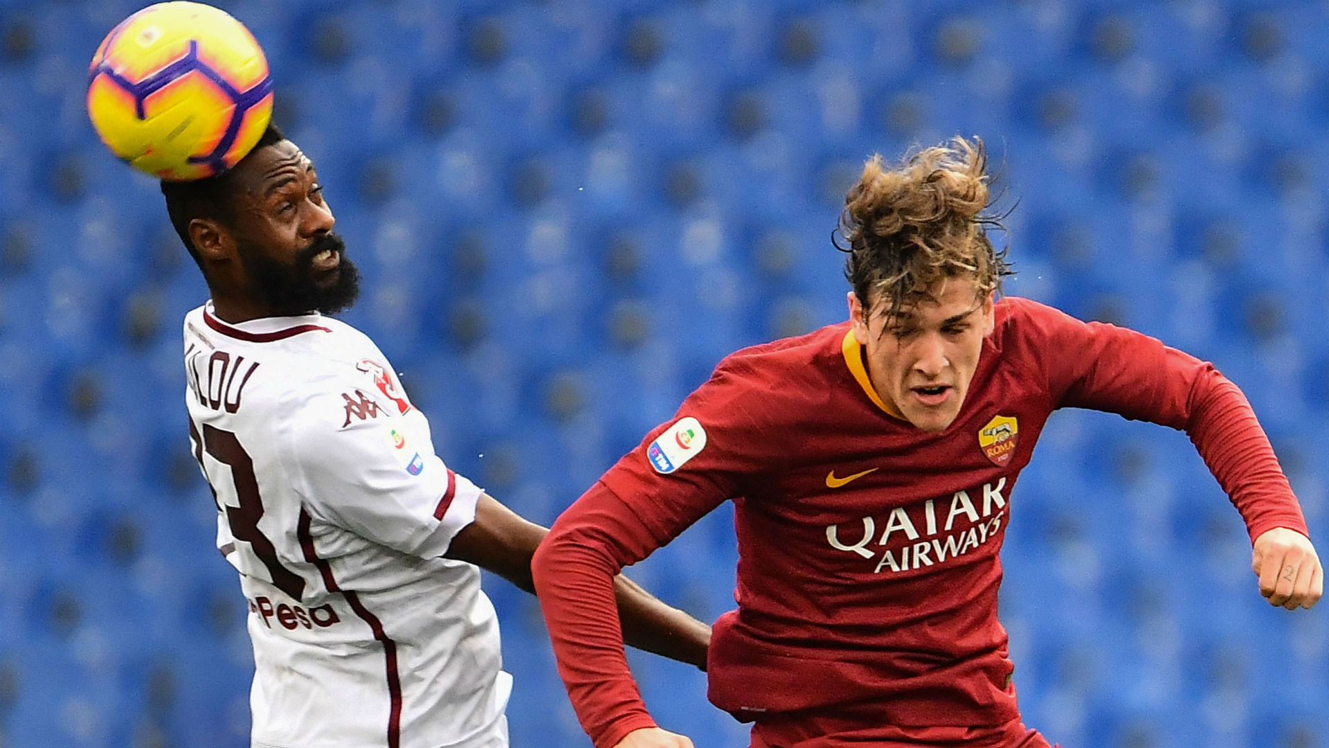 Roma Torino Serie A