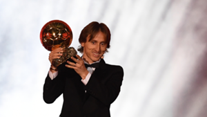 Modric Ballon d'Or