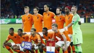 Nederland - Duitsland, Nations League 10132018