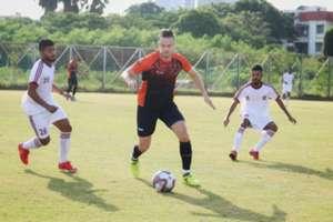 Delhi Dynamos Rene Mihelic preseason