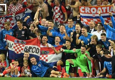 Momentos Campeões: O caminho da Croácia até a decisão