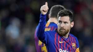 Lionel Messi Barcelona Eibar LaLiga 12012019