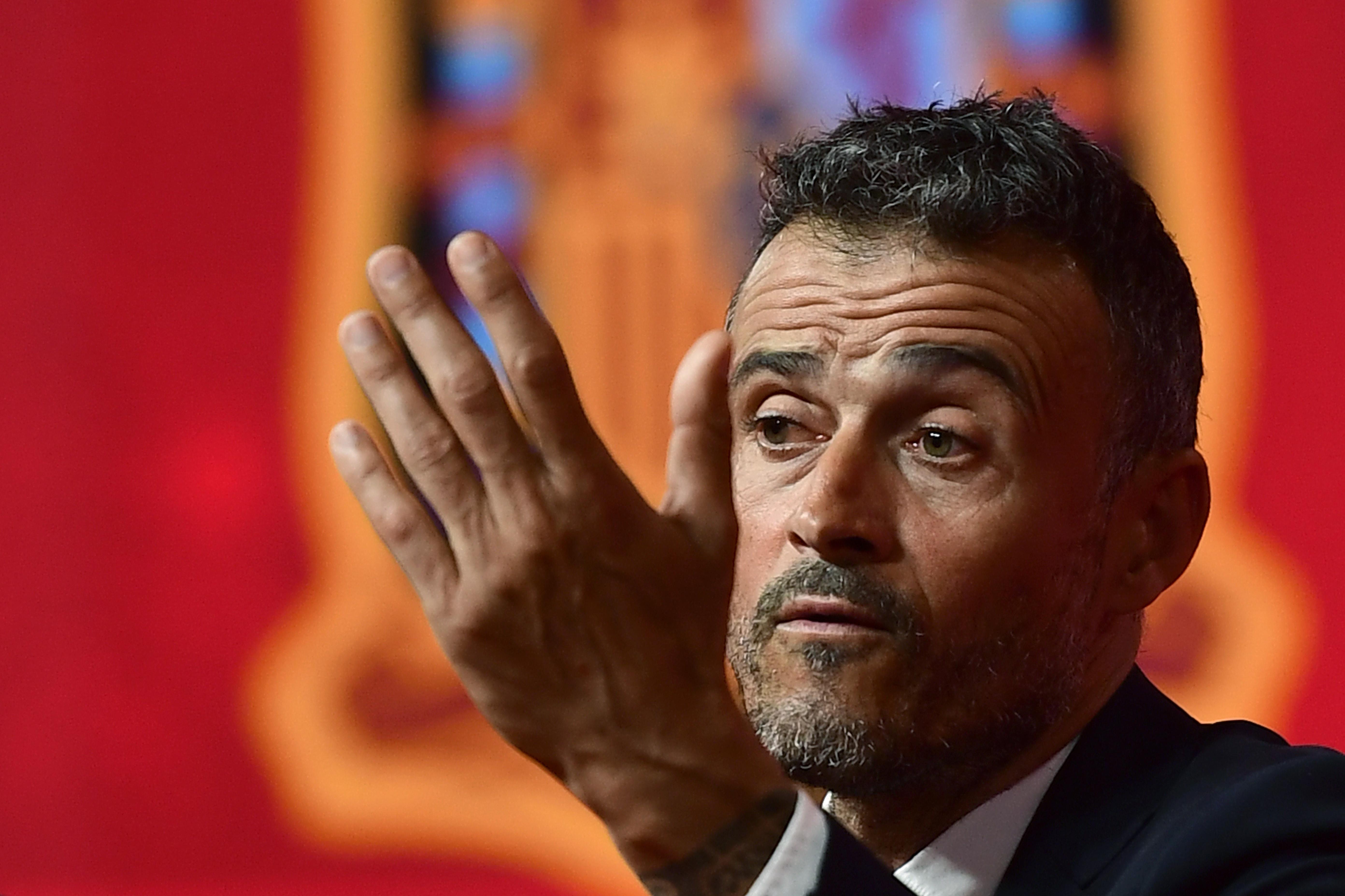 Luis Enrique Selección España