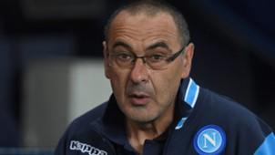 Maurizio Sarri Manchester City Napoli Champions League
