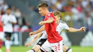 Mikkel Duelund Denmark U21 2018-19