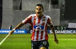 Luis Díaz  Junior de Barranquilla Copa Sudamericana