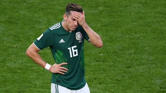 Héctor Herrera México 2018