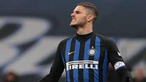 Mauro Icardi Inter Sassuolo Serie A