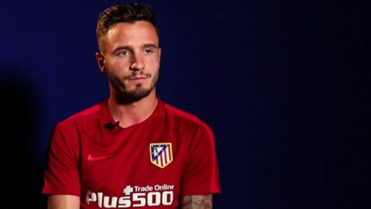 Saul Atletico Madrid