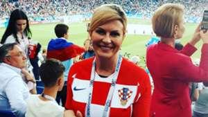 Kolinda Grabar Kitarovic Croatia President