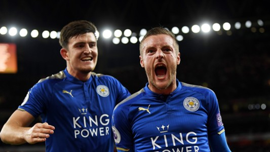 Jamie Vardy Arsenal Leicester City Premier League