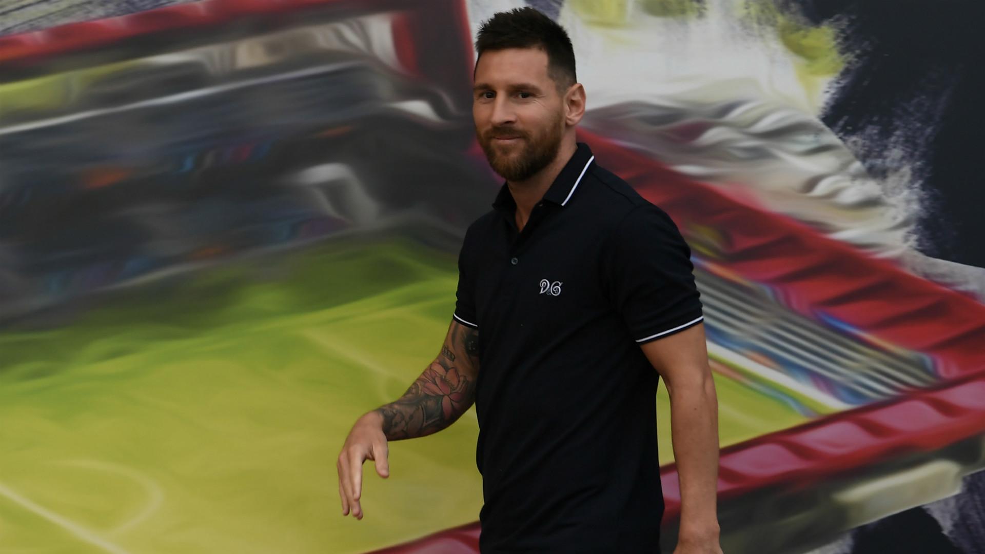 Lionel Messi 27082019