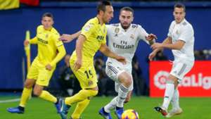 Villarreal - Real Madrid LaLiga 01032019